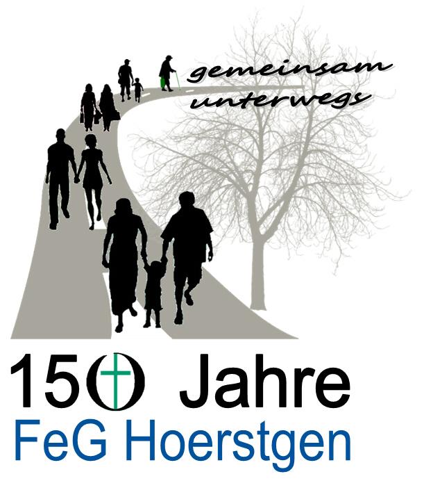 Logo 150 - Endfassung - mit blau - alte Frau