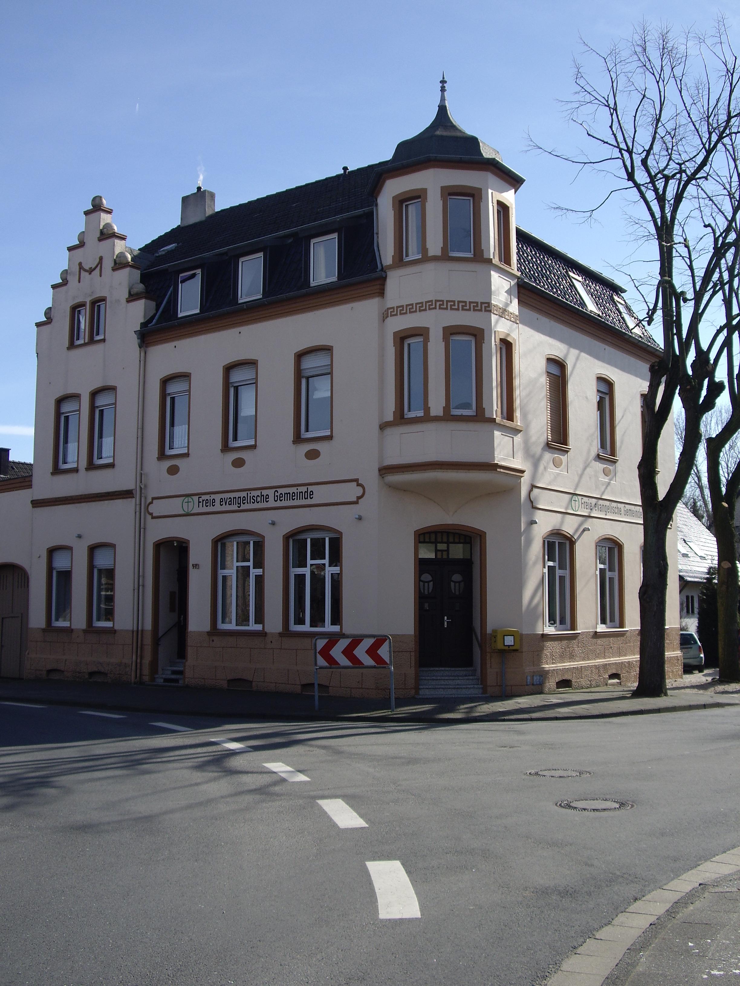 Haus der Gemeinde Foto